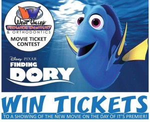 Win tickets to see Finding Dory