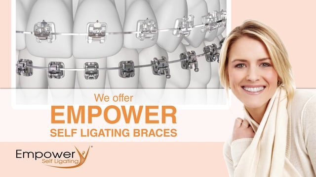 Get Empower Braces at West Valley Pediatric Dentistry